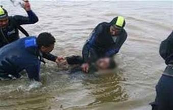 انتشال جثة عامل غرق بمياه نهر النيل بسوهاج
