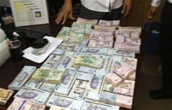 ضبط 8 متهمين وبحوزتهم 784 ألف جنيه و121 ألف دولار و15 ألف يورو يتاجرون في النقد الأجنبي