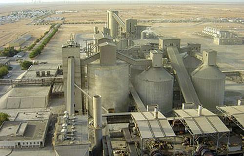 مصنع جديد لإنتاج  مليون طن أسمنت فى بني سويف بتكلفة  مليار دولار
