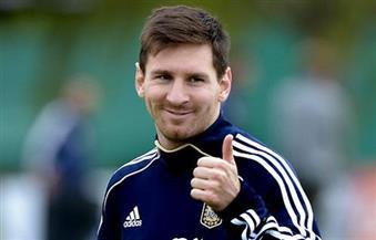 ميسي ينهي عطلته وينضم لتدريبات برشلونة