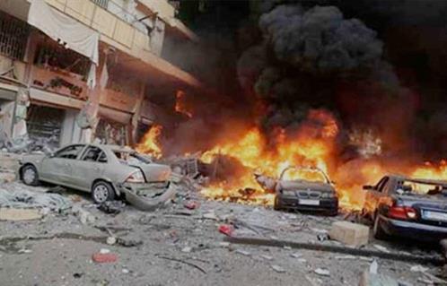 مقتل وإصابة 23 على الأقل في تفجير انتحاري بأفغانستان -
