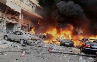 مقتل وإصابة 13 شخصا في تفجير انتحاري شمال بغداد