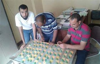 حملة شرطة التموين تحرر قضايا مواد بترولية وأسطوانات بوتاجاز وغش التجارى