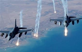 سلاح الجو التابع للجيش الليبي يقصف مواقع لميليشيات طرابلس
