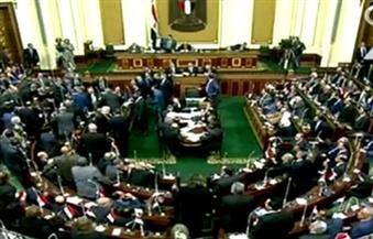 انطلاق جلسة البرلمان بمشاركة مدبولي ووزيري الري والخارجية