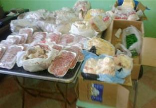 ضبط أغذية منتهية الصلاحية ودقيق مدعم قبل تهريبه بالسوق السوداء في حملة تموينية بالإسكندرية