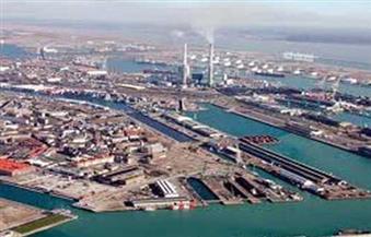 """انطلاق أولى الرحلات البحرية بمشروع """"جسور"""" من ميناء العين السخنة إلى ميناء مومباسا في كينيا"""
