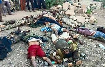 قتلى وجرحى من الحوثيين بقصف مدفعي للجيش اليمني جنوبي البلاد