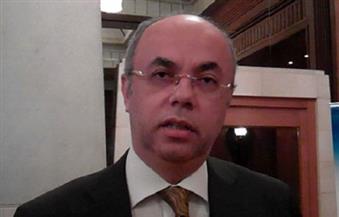 """السفير المصري يستقبل بعثة """"يد الأهلي"""" في كوت ديفوار"""