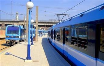 """سقوط """"بوجي"""" أثناء تجريب قطار مترو بورش طرة البلد.. ولجنة تحقيق لمعرفة أسباب الحادث"""