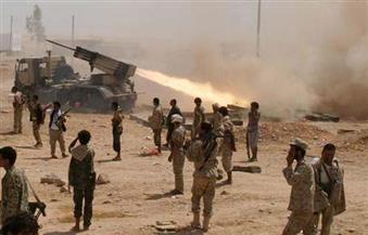 مقتل 21 من مليشيات الحوثي وصالح و7 من القوات الحكومية في جبهات القتال بتعز