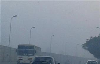 سقوط أمطار متوسطة على محافظة دمياط
