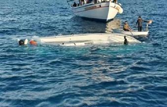 البحرية الليبية: فقدان 116 مهاجرا وإنقاذ 132 غرق قاربهم قبالة سواحل البلاد