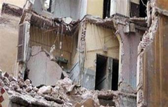 الصحة: 7 إصابات في حادث إنهيار جزئي بعقار جاردن سيتي ولا وفيات