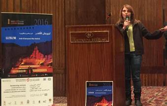 """فايزة هنداوي عضوا بلجنة تحكيم الاتحاد الدولي للنقاد في """"الإسماعيلية السينمائي"""""""