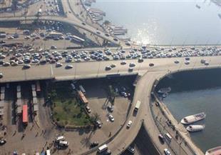 مرور القاهرة: إغلاق جزئي لكوبري أكتوبر لحين الانتهاء من إصلاح الفواصل