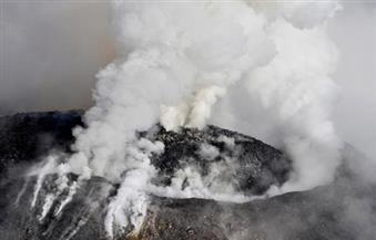 ثوران بركان في جنوب اليابان.. ولا أوامر بالإخلاء