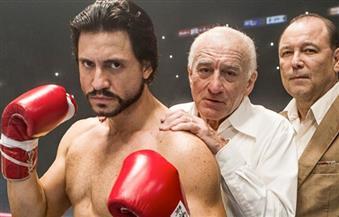دي نيرو يُجسد قصه حياة الملاكم دوران في فيلم ands of Stone
