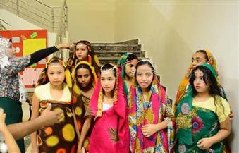 بالصور.. انطلاق فعاليات مهرجان ختام الأنشطة الصيفية بمكتبة مصر العامة في الغردقة