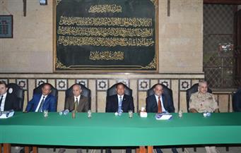 بالصور.. محافظ الغربية يشارك فى احتفالية الأوقاف بالعام الهجرى الجديد بالمسجد الأحمدى