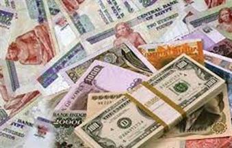 """الجنيه يواصل الاستقرار أمام الدولار .. والإسترليني """"المنهار"""" يقفز 60 قرشًا في التعاملات الرسمية"""