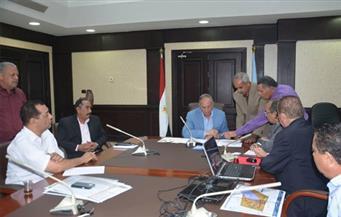 محافظ البحر الأحمر يعلن البدء فى المخطط الاستراتيجى العام لمدينة غارب