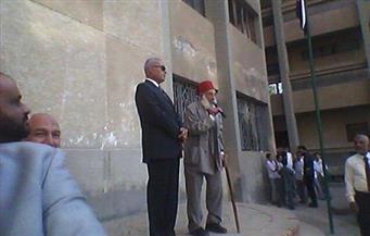 بالصور.. تخصيص الحصة الأولى بمدارس السويس لمدة أسبوع عن أبطال المقاومة الشعبية