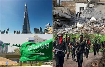 مفاوضات كولومبيا.. السعودية تقترض.. أعلي برج في العالم.. وسام ياباني.. جرائم حرب سوريا.. بنشرة السادسة صباحًا