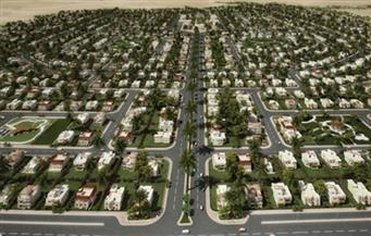 """تخطيط 114 فدانًا في دمياط الجديدة لمشروع """"بيت الوطن"""""""