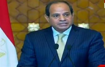 بدء المؤتمر الصحفي المشترك للقمة المصرية القبرصية اليونانية