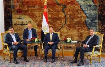 وزير خارجية قبرص: أنستاسيادس وجه الشكر للرئيس السيسي تأكيدا لأهمية الدور المصري