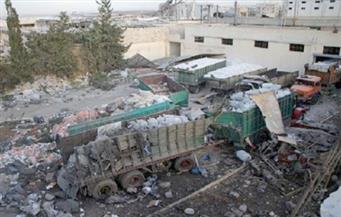 موسكو تنتقد اتهام بريطانيا لها بالهجوم على قافلة مساعدات في سوريا