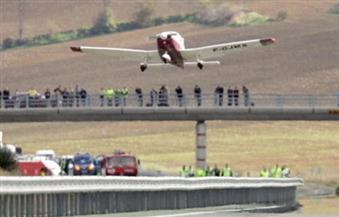 """تحقيقات الـ """"FBI"""": حادث تحطم الطائرة في مدينة هاتفورد الأمريكية كان متعمدًا من قبل الطيار الأردني"""