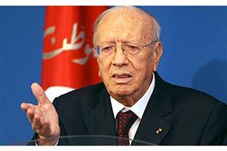 الرئيس التونسي: المشكلة في سوريا ليست الأسد
