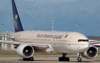 هبوط اضطراري لطائرة سعودية بمطار القاهرة بسبب عطل فني