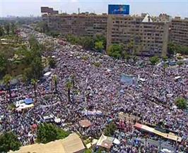 """إخلاء سبيل متهم في """"الحشد لميدان رابعة"""" مع اتخاذ تدابير احترازية لعدم هروبه"""