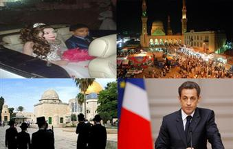 """خطوبة طفلان.. مولد """"السيد البدوى"""".. هجوم إرهابي على فرنسا.. انتقادات إسرائيلية بنشرة الثالثة"""
