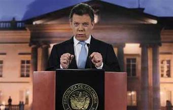 """الرئيس الكولومبي يعتبر أن تسليم متمردي """"فارك"""" سلاحهم """"بدا مستحيلا"""""""