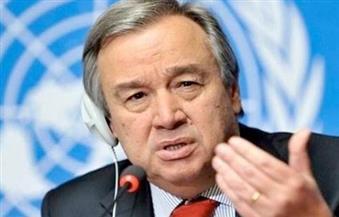 الأمين العام للأمم المتحدة يقدم تعازيه لأسر ضحايا تحطم الطائرة الإثيوبية