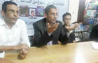 """بالصور.. صالون """"بشير عياد"""" يحيي ذكرى انتصارات أكتوبر والسنة الهجرية الجديدة"""