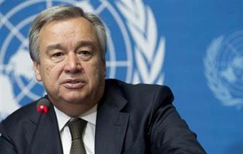 الأمين العام للأمم المتحدة: الاستيطان الإسرائيلي غير شرعي ويعطل حل الدولتين