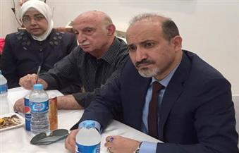 الجربا : مصر لاتعامل السوريين معاملة اللاجئين