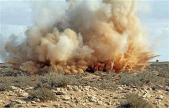 مصادر: انفجار عبوة ناسفة وإصابة شرطيين في العريش