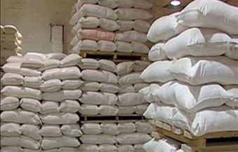 ضبط 4 أطنان سكر وأرز مجهولة المصدر بحوزة تاجر سلع غذائية بالشرقية