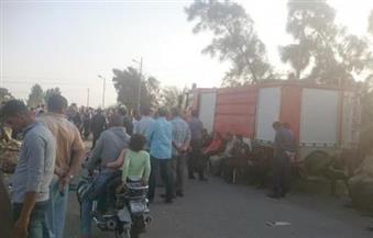 بالصور.. القبض على 13 متهمًا في أحداث مشاجرة المحلة الكبرى بينهم 4 قبل سفرهم إلى السعودية