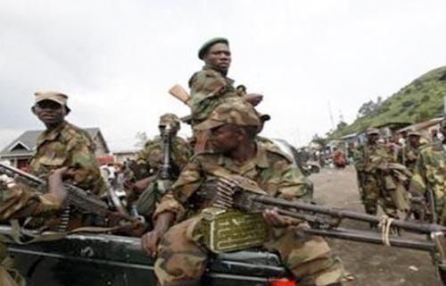اختطاف  شخصا على أيدي ميليشيا إرهابية في الكونغو الديمقراطية