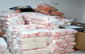 ضبط 43 مخالفة تسعيرة وسلع مغشوشة وفاسدة في حملة تموينية بالغربية