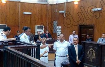 """تأجيل محاكمة 26 متهمًا في """"خلية الجيزة """" إلى جلسة22 مارس لاستكمال مرافعة الدفاع"""
