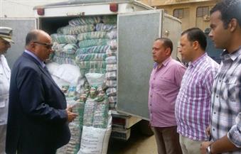 بالصور.. مدير أمن القاهرة يقود حملة على مخازن محتكري السلع الإستراتيجية