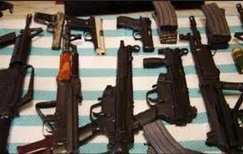 """ضبط أسلحة نارية ومخدرات في حملة بـ """"بنى سويف"""""""